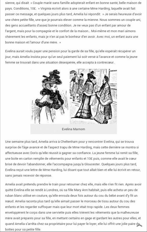 L'abominable Ogresse Victorienne (1e partie)