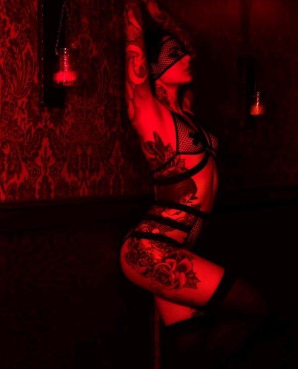 Sensual & Goth
