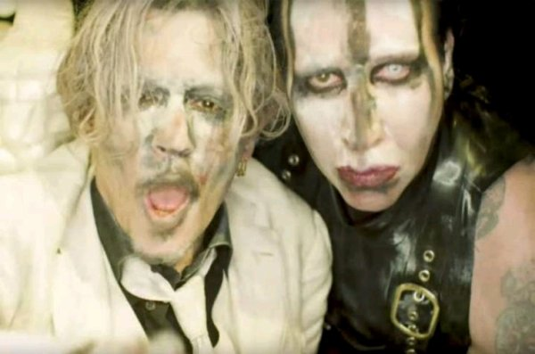 MARILYN MANSON - SAY10 (Official Music Video)