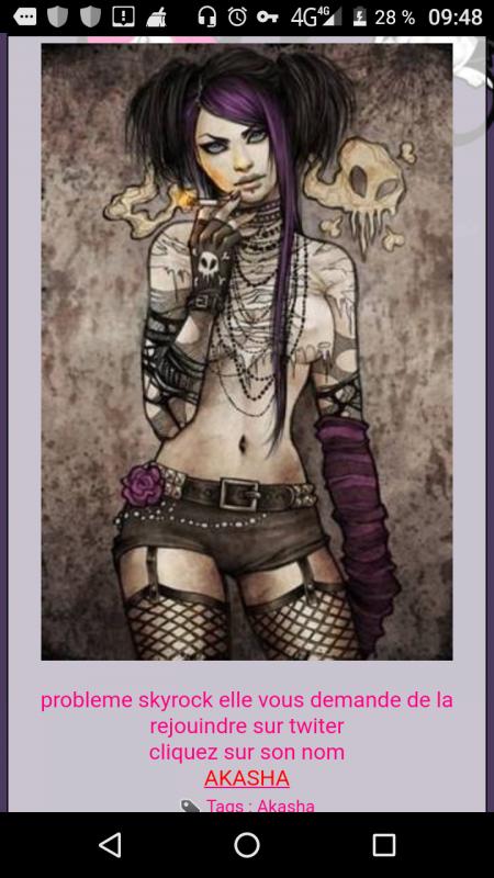 Merci mon amie Lilith-Mangas-Sexy