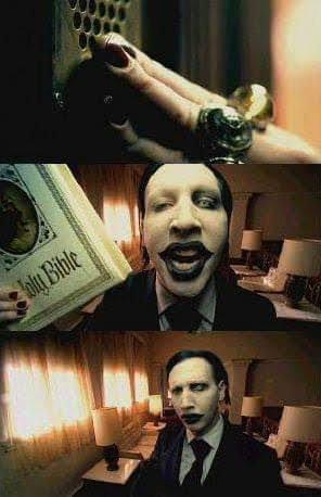 Marilyn Manson for Life