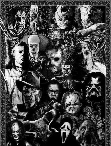 My Horror World 👹💀