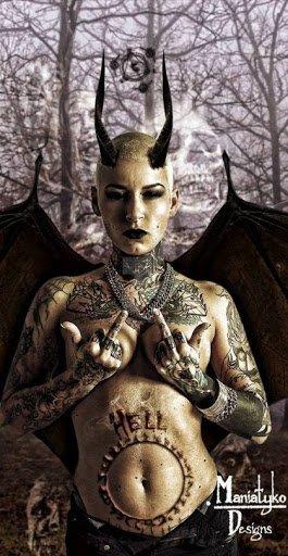 Evil Girls