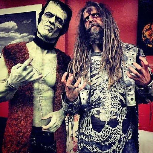 Zombie & Manson:My favorites