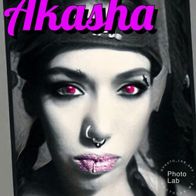 Akasha6669 est de retour ! 😈