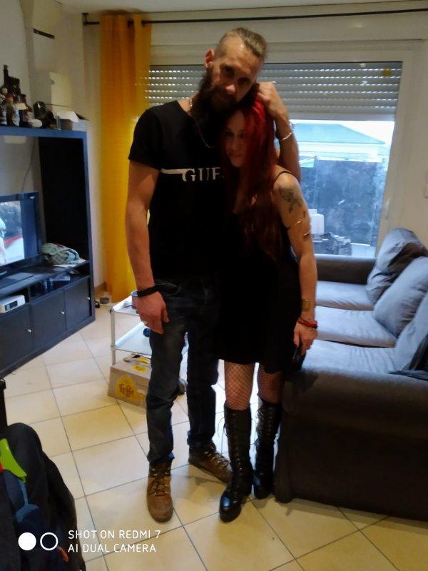 Mon loup et moi♥