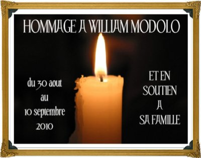 :$ hommage a william :$