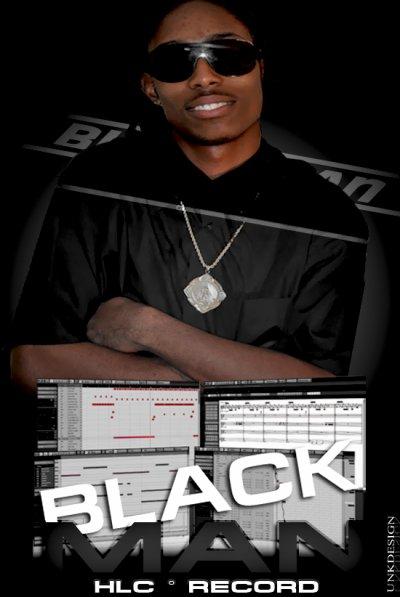 Blackman_Bann' comik (HLC recordz') (2011)