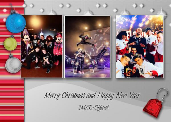 Joyeux Noel et Bonne Année 2014 !