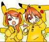 Tsukino Akari et Akito, les jumeaux
