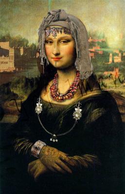 monaliza amazigh