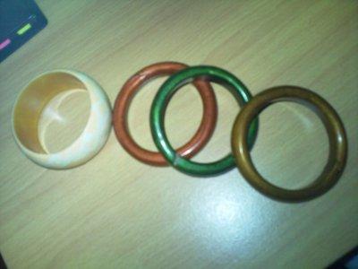 Collier et bracelet H&M