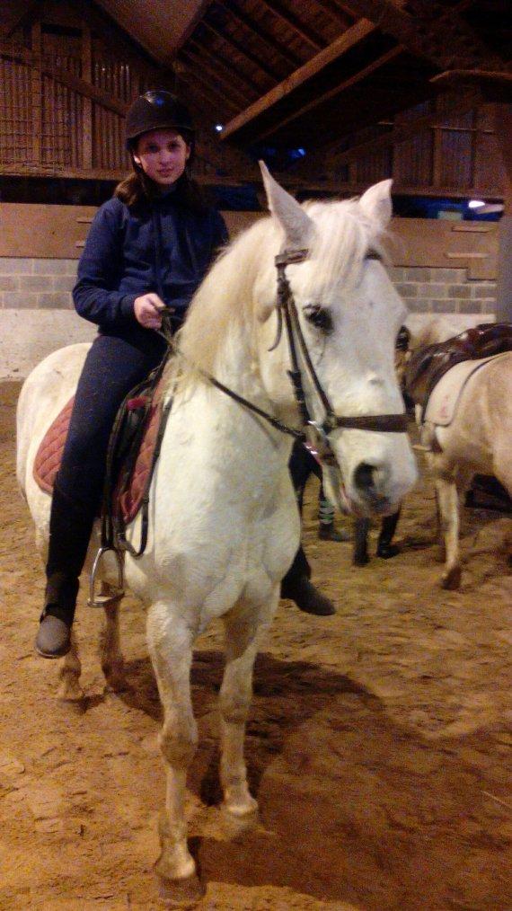 Mon cheval et moi ...