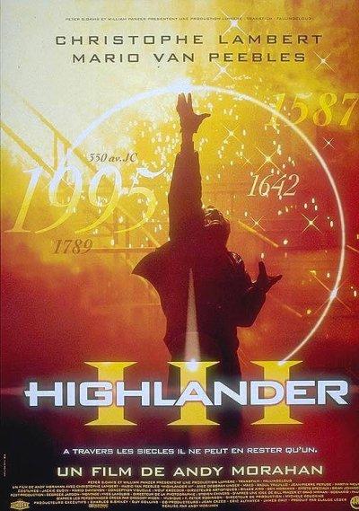 Highlander III : The Final Dimension