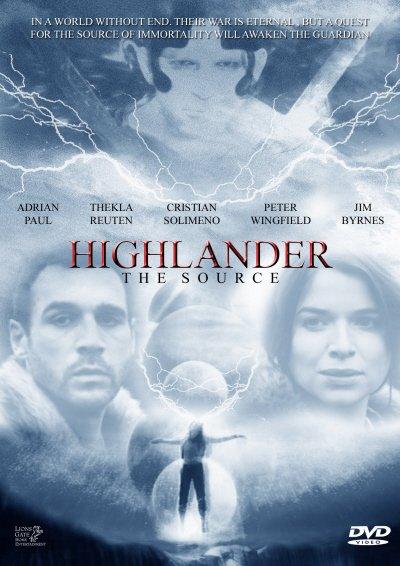 Highlander V : The Source