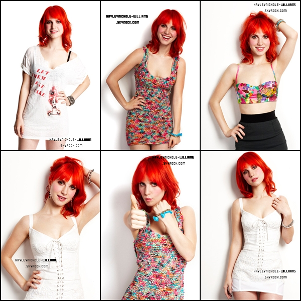 Hayley a fait un photoshoot pour le Cosmopolitan du mois de mai. En voici quelques photos. Je la trouve absolument superbe. Votre avis ?
