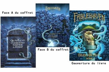 Fablehaven Tome 2 : La menace de l'étoile du soir