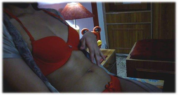 hummmm, j'aime mon rouge