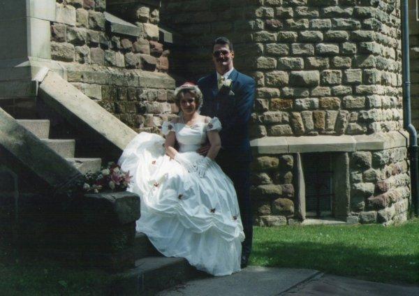 photo de mon mariage