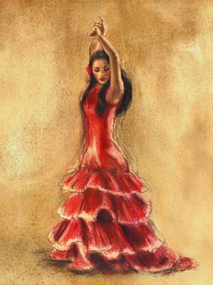 Dessin d 39 une danseuse la danse - Dessin d une danseuse ...