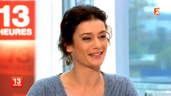 Invitée d'Elise Lucet dans les 5 dernières minutes du 13h de France2, Aurélie Dupont s'exprime sur son rôle dans cet opéra-dansé.