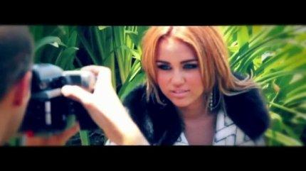Miley Cyrus a un coeur d'or