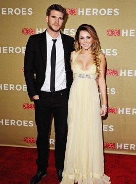 11.12.11: Miley etait presente à la cérémonie des C NN Heroes All Star Tribune