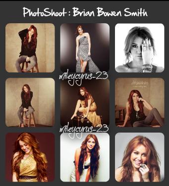 27/01/2012: PhotoShoot Brian Bowen Smith
