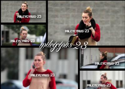 06.02.2012: Miley A Los Angeles