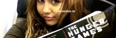 Miley Sera A L'avant Premiére d'Hungers Games