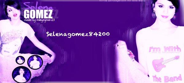 Montage Pour SelenaGomez84200