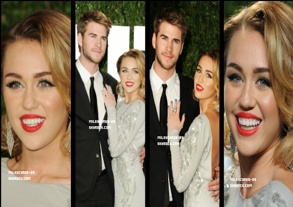 26/02/2012: After Party Chez Vanity Fair