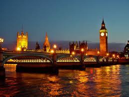 Je suis partie a Londres