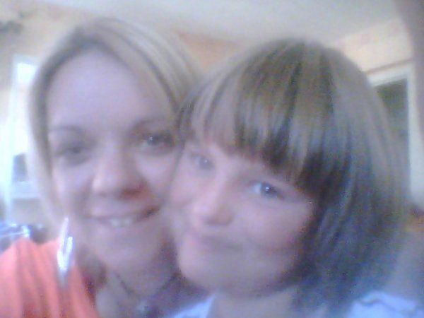 ma niéce et moi