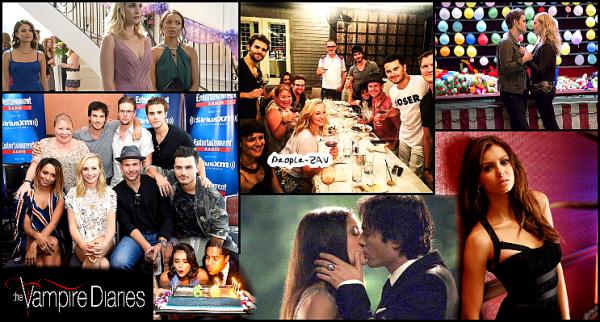 # Grand retour dans The Vampire Diaries