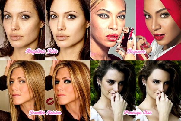 """#  Photoshop ou comment devenir """"parfait"""""""