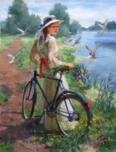 """Résultat de recherche d'images pour """"bicyclette en promenade"""""""