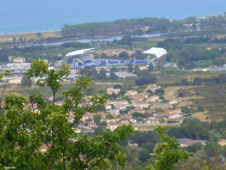 Corse : Village de Furiani