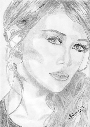 Portrait [ Hilary Duff ]