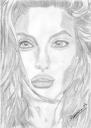 Portrait [ Angélina Jolie ]