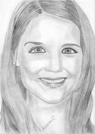 Portrait [ Katie Holmes ]