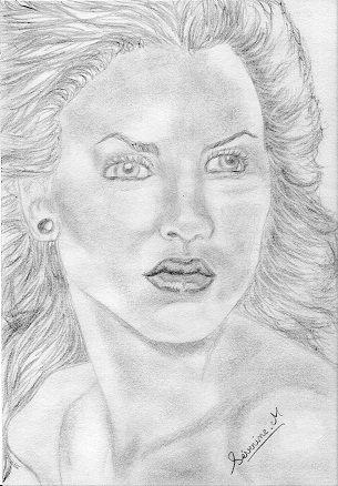 Portrait [ Barbara Mori ]