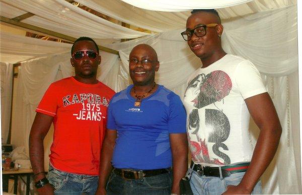 L'équipe Sono Ley Music