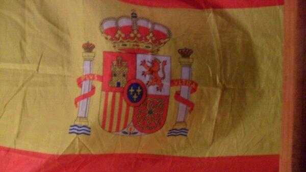drapeau de l espagne