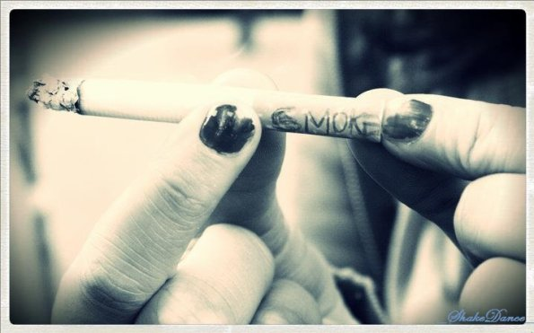 La cigarette, toute une vie ....