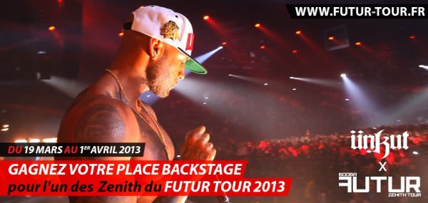 FUTUR TOUR 2013