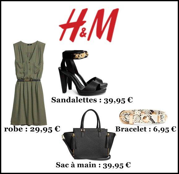 Sélection H&M