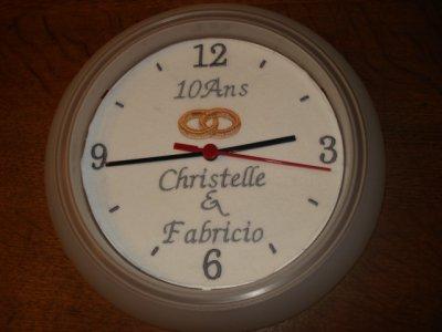 Cadres et horloges pour occasions diverses