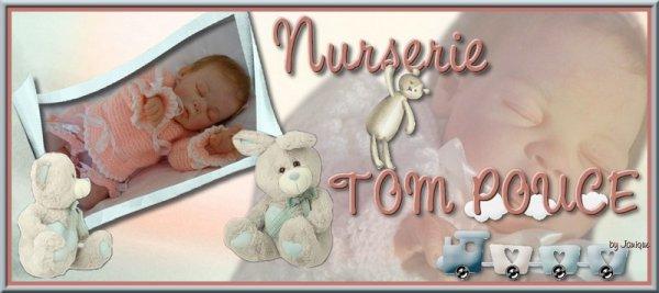 TOM POUCE NURSERIE