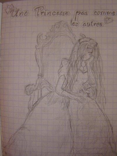 ☼  Une Princesse pas comme les autres. ☼